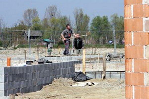 Už dnes zákon hovorí, že stavebník je povinný si odkladať bločky.