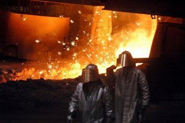 Košické železiarne zamestnávajú takmer 13-tisíc ľudí.