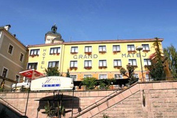 Kaníkov hotel.