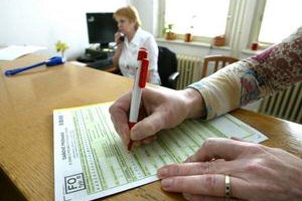 Na daňové priznanie sa používa jedno registračné číslo. Ale čo ak má daňovník dve?