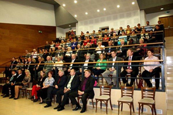 Nová sála v Kanianke už privítala prvých divákov.