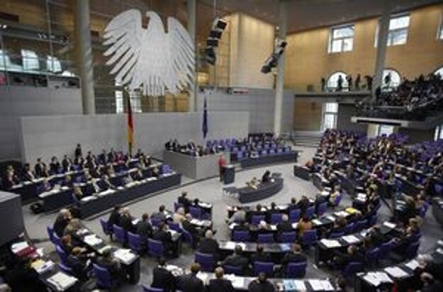 Nemecký parlament