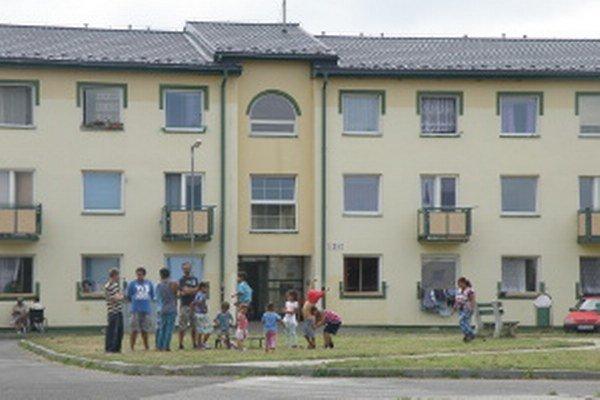 Tunajší obyvatelia sa radi zdržujú vonku.