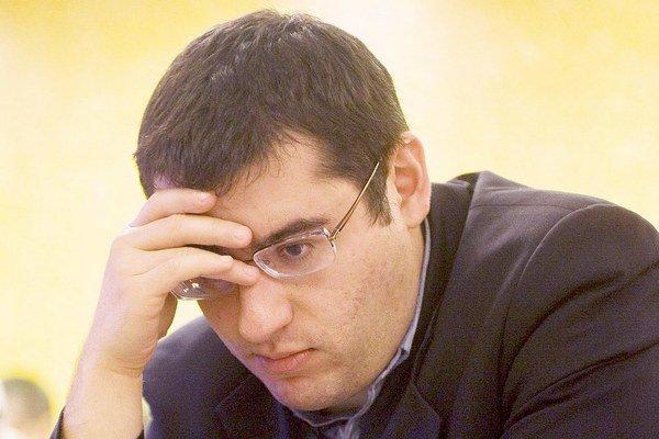 Sergej Movsesjan. Aj tento skvelý šachista bude hrať za Starú Ľubovňu.