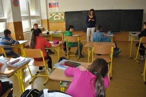 Elektronická triedna kniha učiteľom šetrí čas. Ten môžu venovať  žiakom.