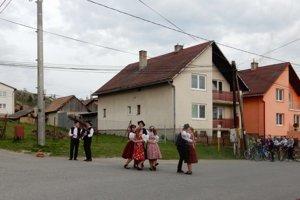 V obci doposiaľ ctia tradície svojich predkov.