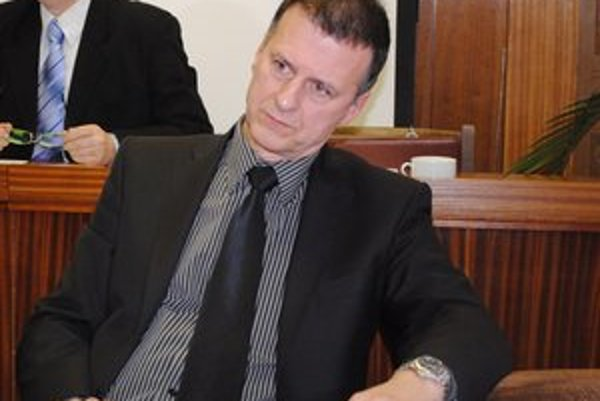 Rudolf Žiak. Od júla je novým mestským prednostom.