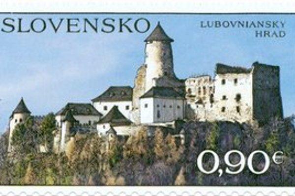 Nová poštová známka