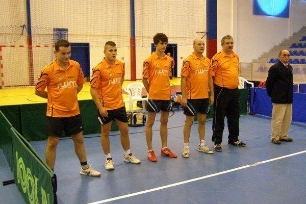 Na prahu nového ročníka. Stolnotenisové tímy Starej Ľubovne čaká v tejto sezóne neľahký boj.