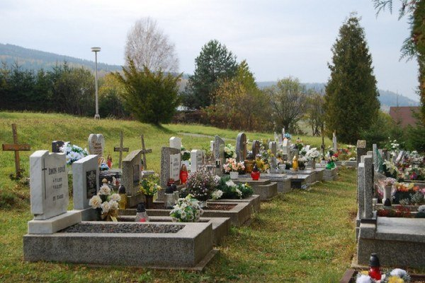 Cintoríny. Návštevníkov čaká niekoľko noviniek.