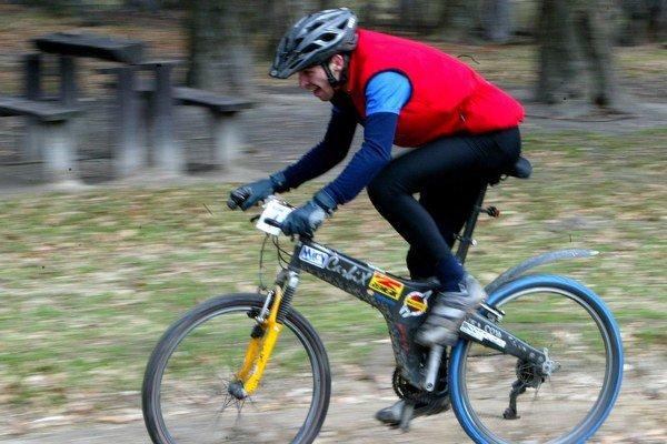 Pri Starej Ľubovni, pod Oslím vrchom, by chceli pre cyklistov za peniaze z kraja vybudovať singletrack.