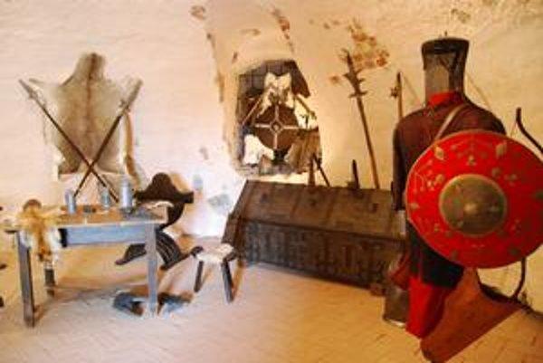 Nová expozícia zavedie návštevníkov do čias, keď muži zomierali v bitkách na bojovom poli.