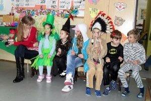 Čaro karnevalu. Užili si aj deti v Hromoši.