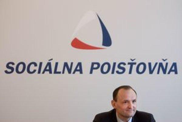 Nový šéf Sociálnej poisťovne Ľuboš Lopatka pritvrdil vo vymáhaní pohľadávok poisťovne.