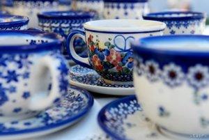 Modranská keramika.
