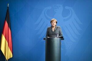 Nemecká kancelárka Angela Merkelová ostro odsúdila pokus o prevrat.