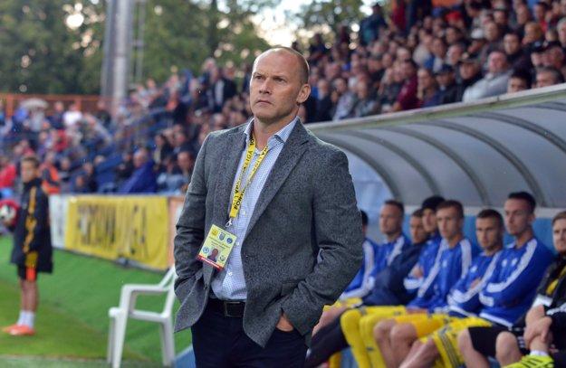 Nový tréner Michaloviec Anton Šoltis absolvoval úspešnú ligovú premiéru.