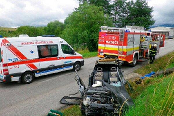 Za prvý polrok si dopravné nehody vyžiadali viac mŕtvych ako vlani.