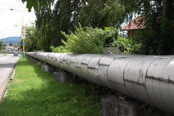 Do Prievidze budú teplo spoločne dodávať mesto a bane.