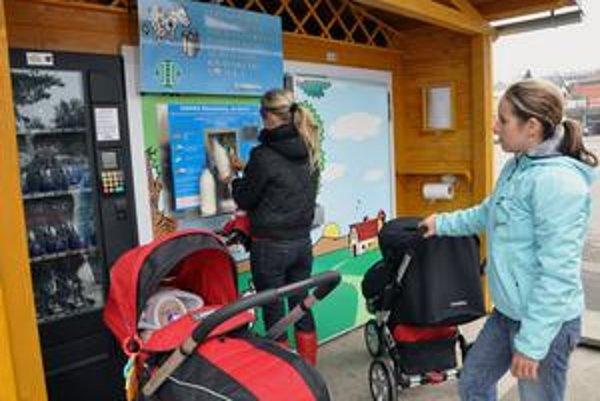 Na mliečny automat už oddnes môžu farmári požiadať o dotáciu.