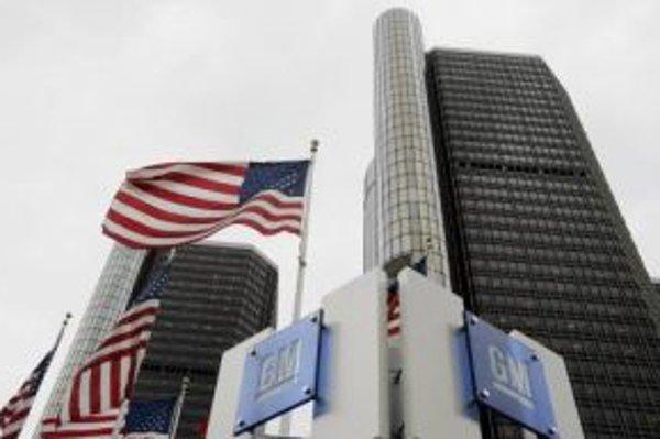 Centrála automobilky v americkom Detroite.