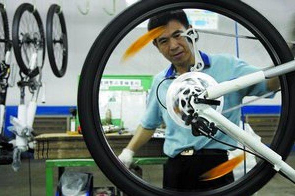 O titul Podnikateľ roka súťažil aj taiwanský majiteľ firmy Giant, ktorá vyrába okolo 6 miliónov bicyklov ročne.