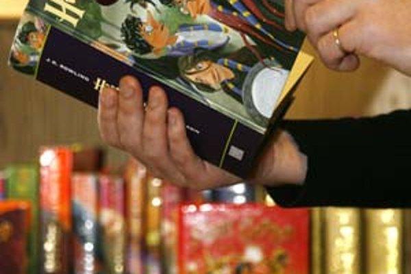 Snaha vydavateľstva Ikar o jednotnú cenu za knihu Harry Potter zaujala Protimonopolný úrad.