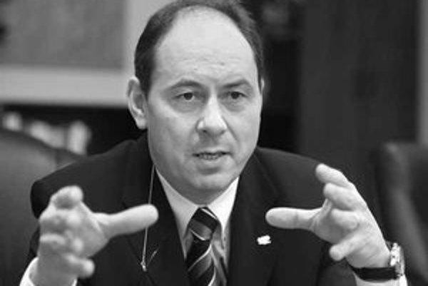 Adrián Ďurček, šéf COOP Jednoty Bratislava