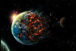Skutočný koniec sveta sa môže podobať na scenár katastrofického filmu.