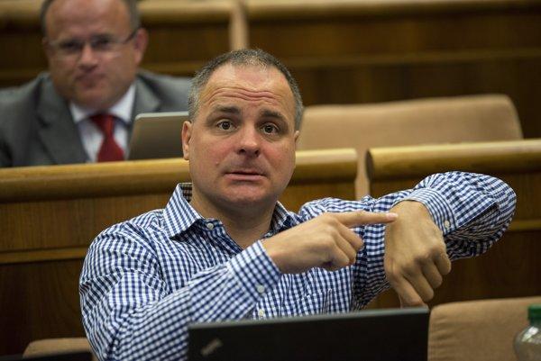 Droba bude kandidovať za bratislavského župana.