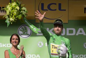 Sagan zarobil viac, než 100 000 eur.
