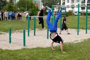 Prievidžania sa môžu tešiť na nové športoviská pod holým nebom.