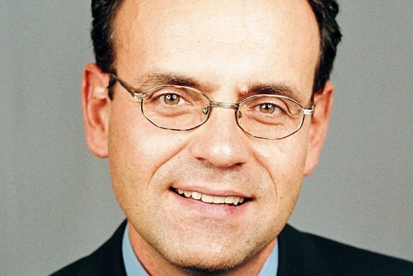 Nový poslanec bojnického zastupiteľstva Emil Medera.