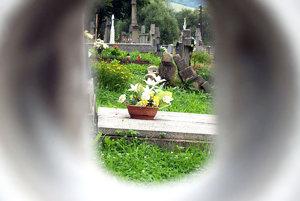 Pozemky pod sedliackodubovským cintorínom patria cirkvi aštátu.
