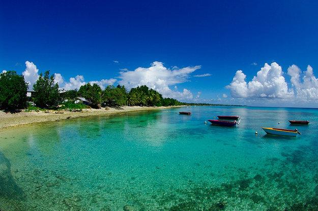 Tuvalu je priveľmi odľahlé, čo bráni väčšiemu záujmu turistov.