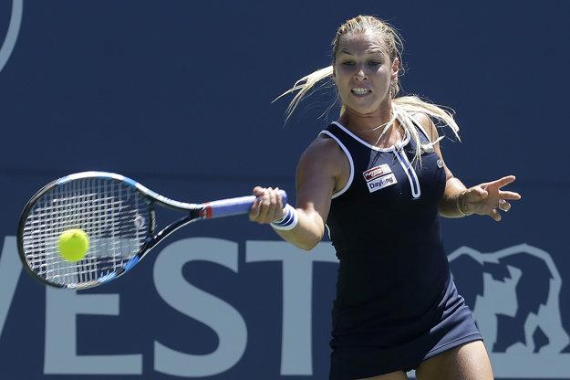 Dominika Cibulková je jedinou zo šestice Slovákov, ktorá sa predstaví na US Open v 2. kole..