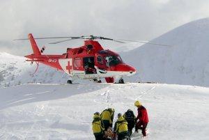 Za zásah Horskej záchrannej služby sa u nás platí.