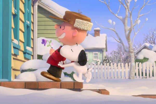 Popularitu Charlieho Browna zatienil len jeho psí miláčik, Snoopy.