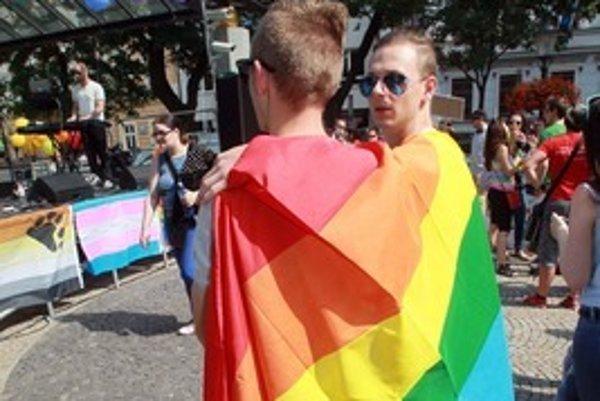 Ministerka spravodlivosti Lucia Žitňanská považuje za dôležité uľahčiť praktické úkony homosexuálom.