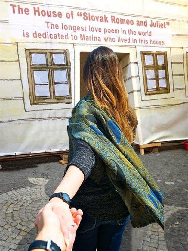 Vďaka láske Maríny a Sládkoviča chcú z Banskej Štiavnice urobiť Epicentrum lásky.