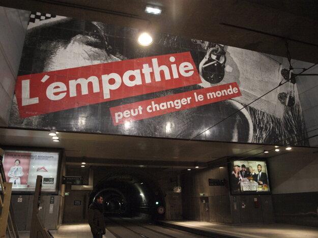 Hlavná stanica v Štrasburgu.