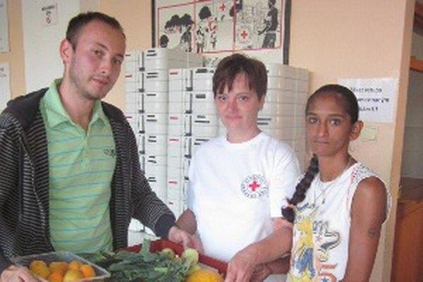 Ľuďom v núdzi možno darovať prebytočné ovocie a zeleninu zo záhrad.