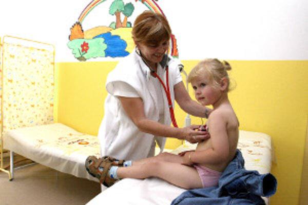 najviac pacientov bolo počas chrípkovej sezóny medzi deťmi.