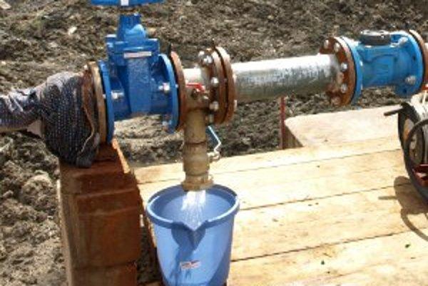 Handlovej môže vrt poskytnúť termálnu vodu.