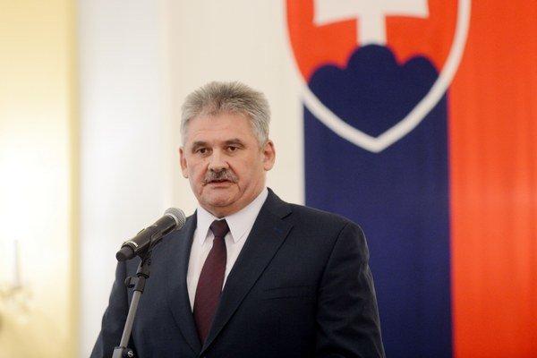 Minister práce Ján Richter (Smer-SD)