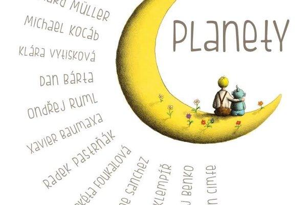 Obal albumu Planety