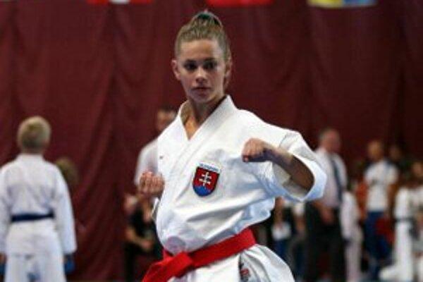 Ema Brázdová (13) potvrdila, že titul Talent novej Európy jej patrí právom.