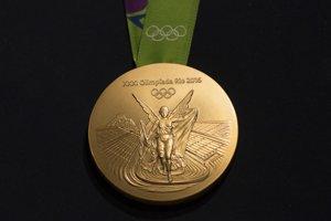 Zlatá medaila z olympiády v Riu.