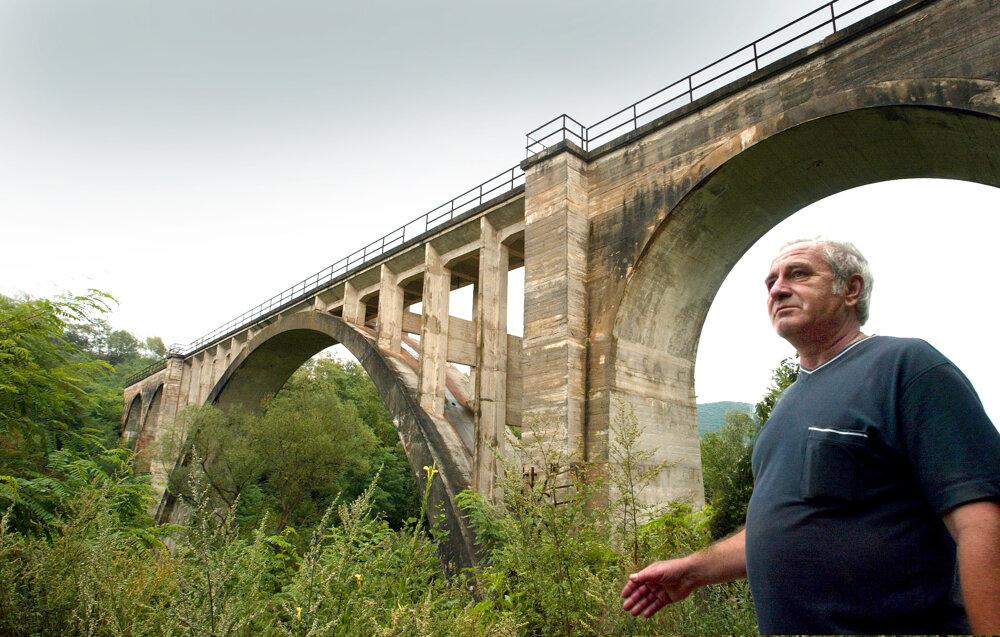 Koprášsky viadukt bez koľajníc
