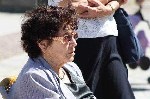 Ružena Becková je zrejme posledná Prievidžanka, ktorá prežila pobyt v koncentračnom tábore.